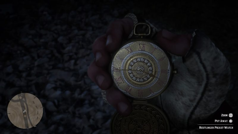 what-time-the-ghost-train-appear-red-dead-2