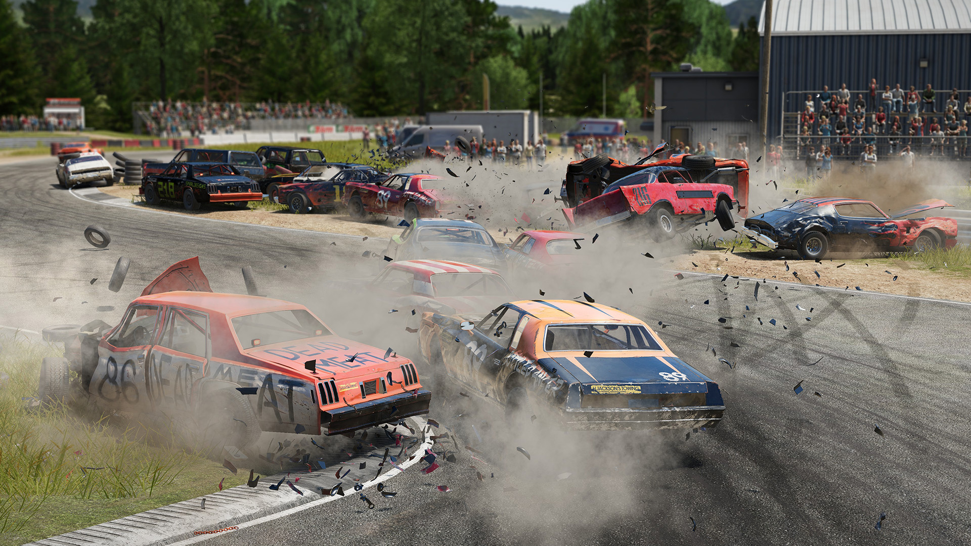 Games Like Forza Horizon 4 - Top 10 Alternatives To Check Out
