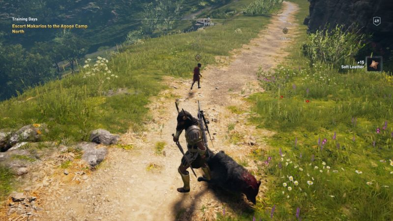 ac-odyssey-training-days-quest-walkthrough