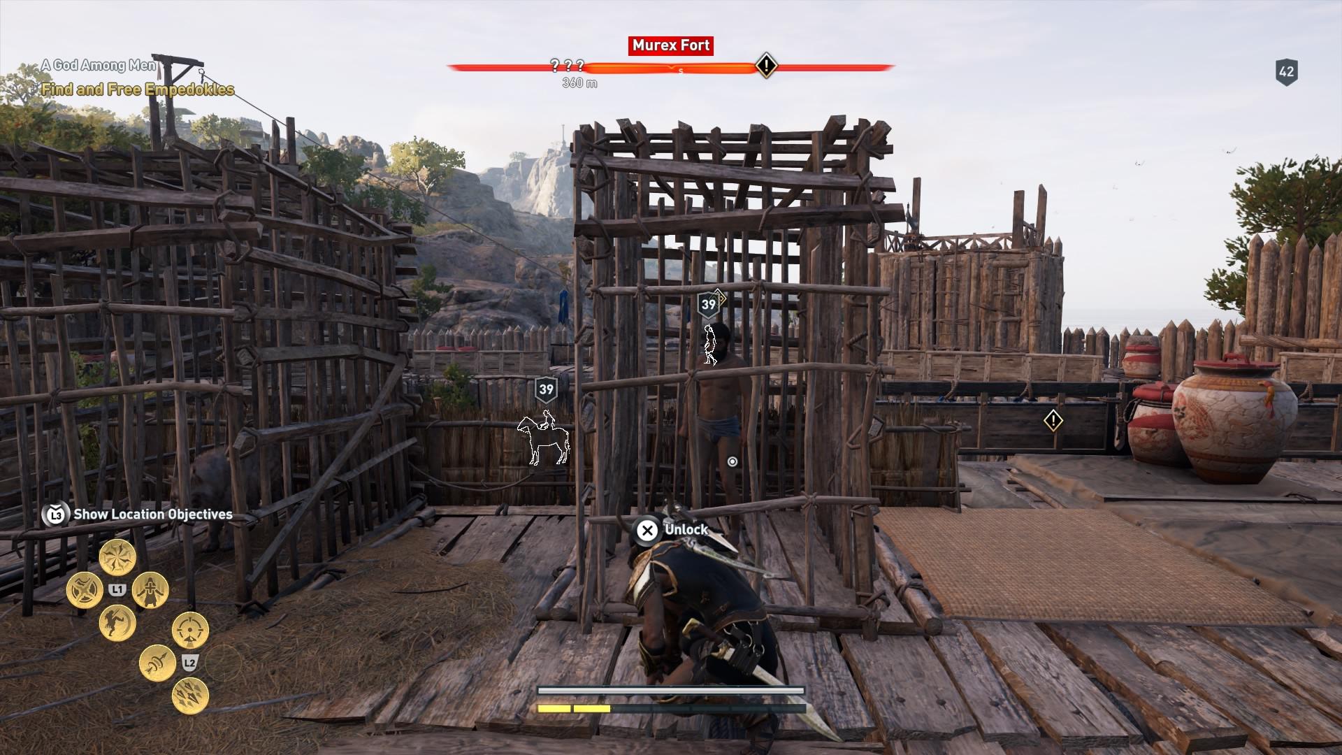 Assassin S Creed Odyssey A God Among Men Walkthrough