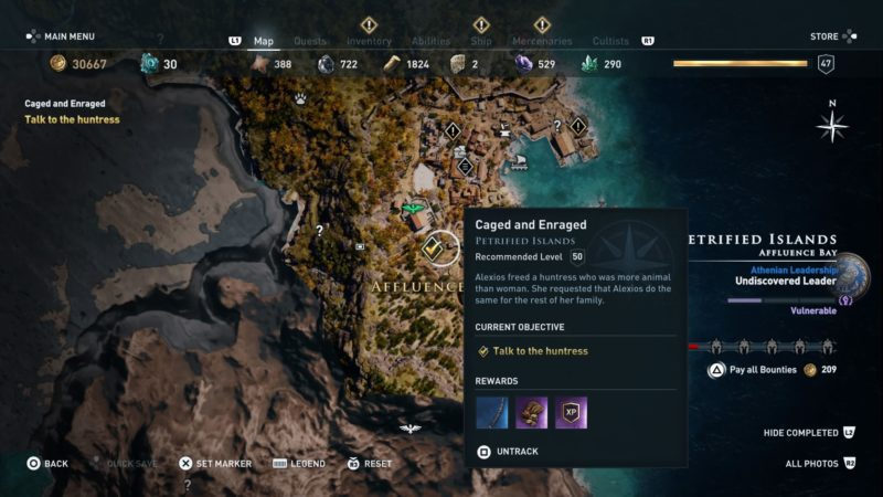 assassins-creed-odyssey-caged-and-enraged-quest-walkthrough