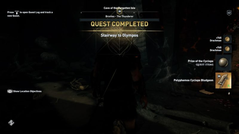 assassins-creed-odyssey-stairway-to-olympos-kill-the-giant-walkthrough