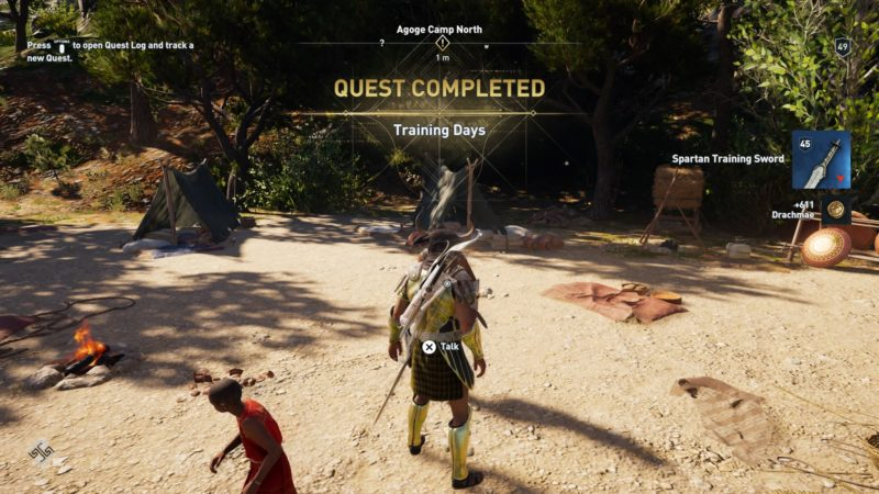assassins-creed-odyssey-training-days-walkthrough