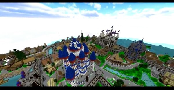 build kingdom minecraft