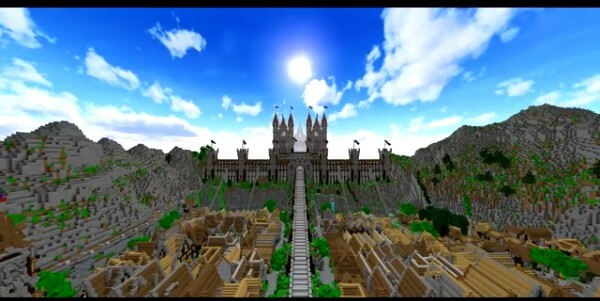 minecraft kingdom