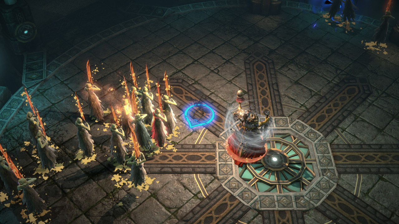 free games like path of exile