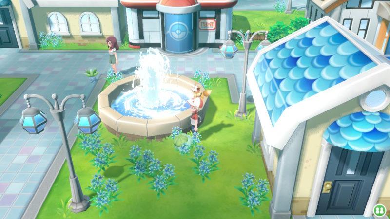 pokemon let's go cerulean city walkthrough