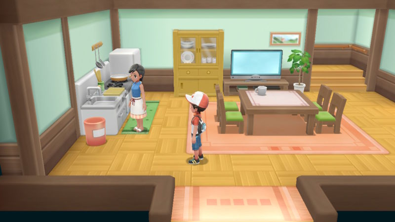 pokemon let's go first walkthrough