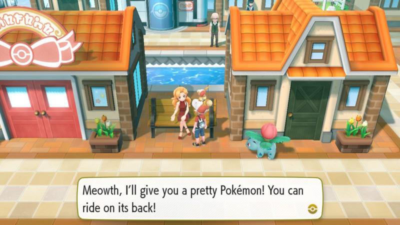 pokemon let's go guide on vermilion city
