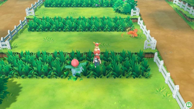 pokemon let's go route 5 available pokemon