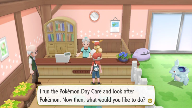pokemon let's go route 5 daycare center guide
