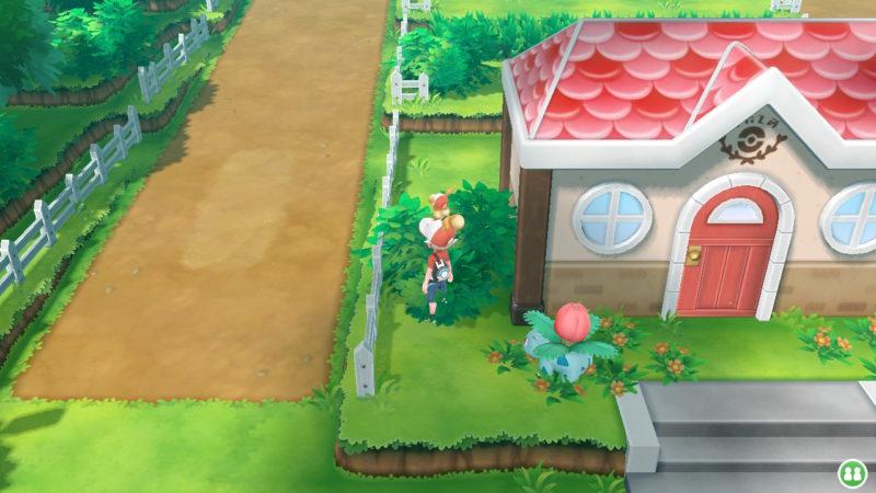 pokemon let's go route 5 items