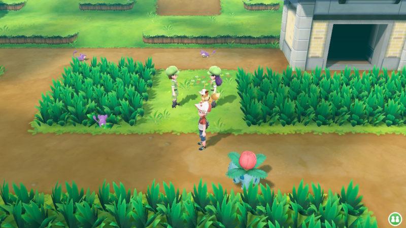 pokemon let's go route 6 where to go