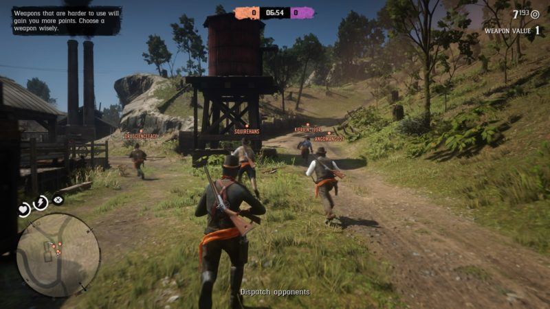 red-dead-online-name-your-weapon-team-match