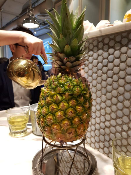 social place pineapple hk