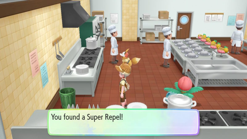 things to do in ss anne pokemon let's go
