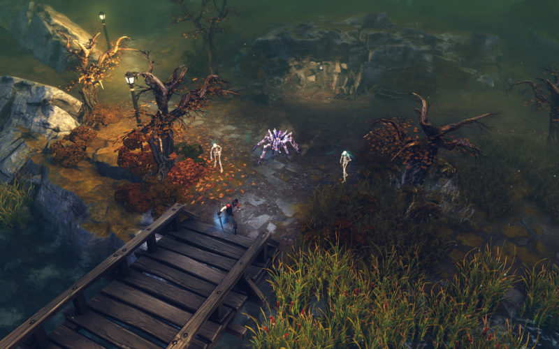 mobile games like path of exile