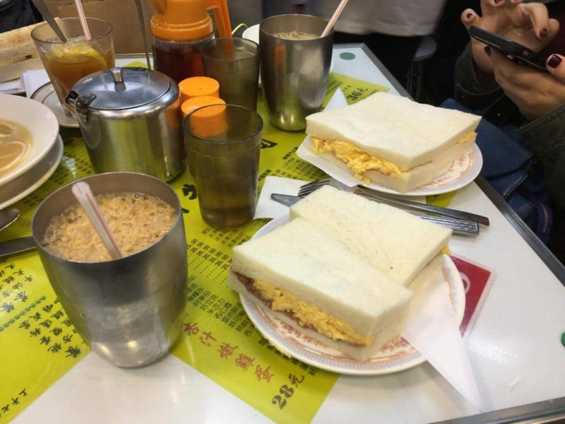 what to eat for breakfast in kowloon