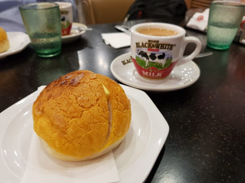 what to eat for breakfast in tsim sha tsui hk