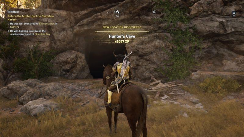 ac-odyssey-idiot-hunt-quest-walkthrough