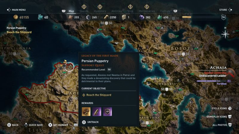 ac-odyssey-persian-puppetry-quest-guide