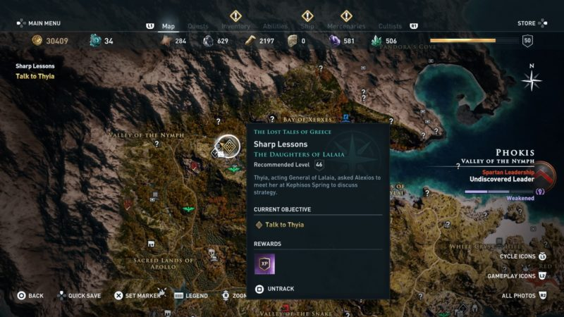 ac-odyssey-sharp-lessons-guide