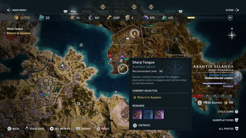 ac-odyssey-sharp-tongue-walkthrough