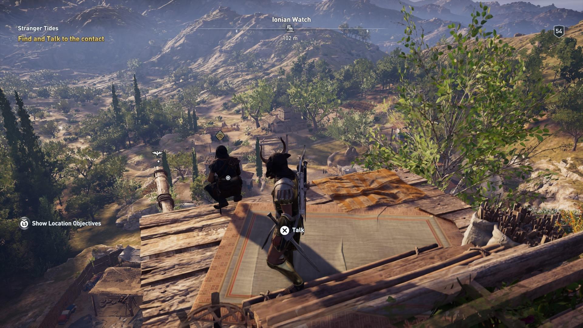 Assassin's Creed Odyssey: Stranger Tides (Quest Walkthrough)