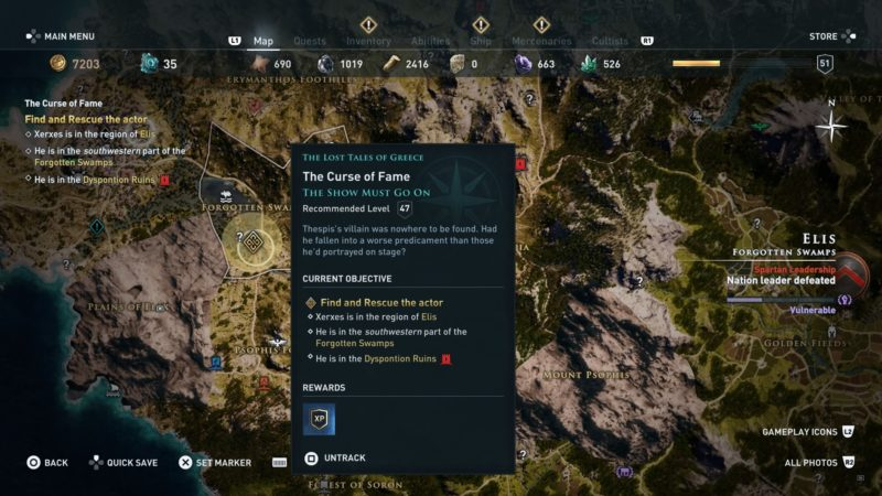 ac-odyssey-the-curse-of-fame-guide