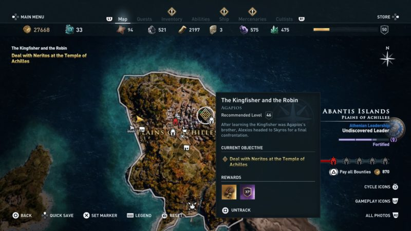 ac-odyssey-the-kingfisher-and-the-robin-quest-walkthrough