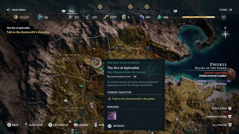 ac-odyssey-the-ore-of-aphrodite-guide