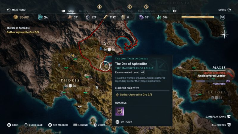 ac-odyssey-the-ore-of-aphrodite-quest-guide