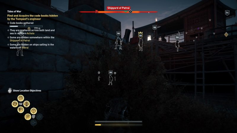 Assassin's Creed Odyssey: Tides Of War (Quest Walkthrough)