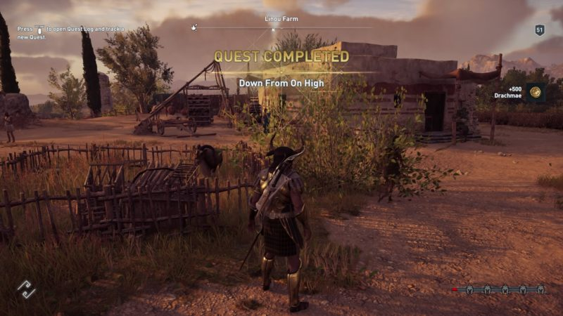 assassins-creed-odyssey-down-from-on-high-walkthrough