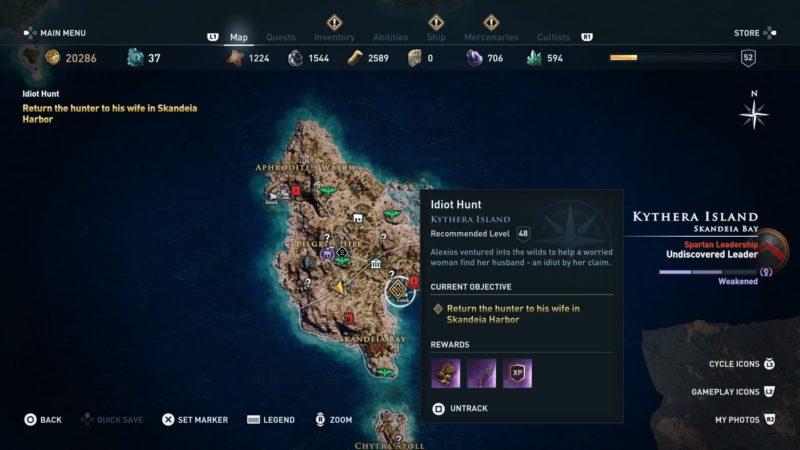 assassins-creed-odyssey-idiot-hunt-guide