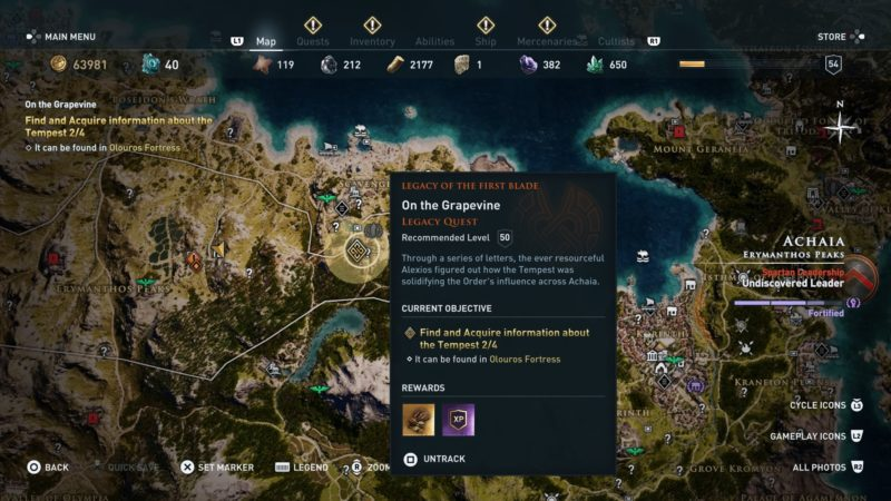 assassins-creed-odyssey-on-the-grapevine-quest