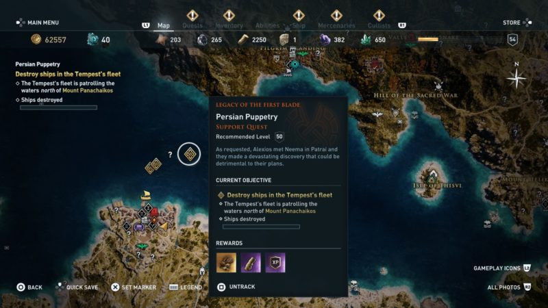 assassins-creed-odyssey-persian-puppetry-quest-guide