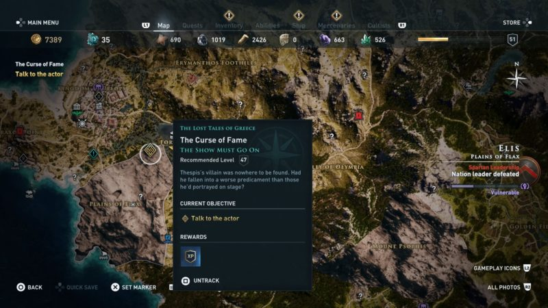 assassins-creed-odyssey-the-curse-of-fame-quest-walkthrough