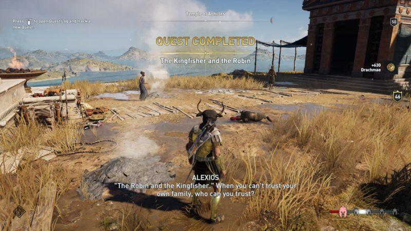 assassins-creed-odyssey-the-kingfisher-and-the-robin-walkthrough