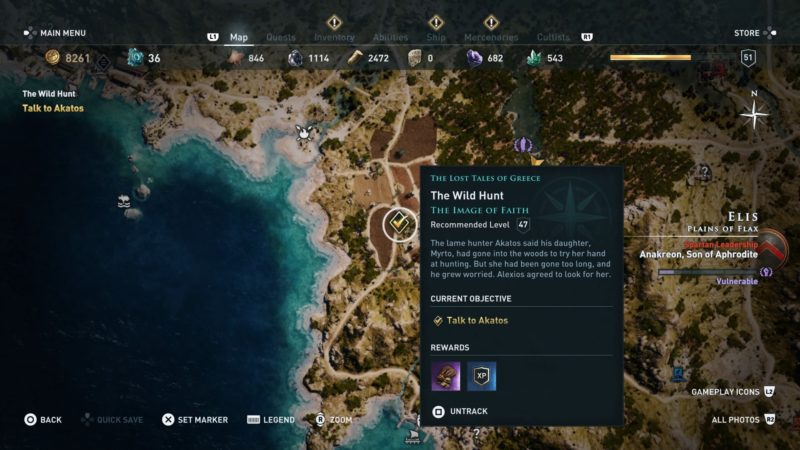 assassins-creed-odyssey-the-wild-hunt-quest-guide