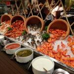 buffet in shangri-la penang review