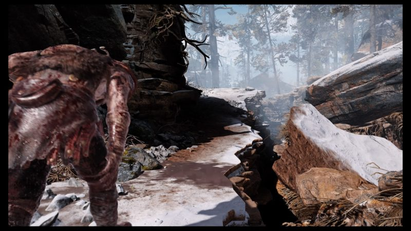 god-of-war-the-marked-trees-defeat-the-stranger-walkthrough