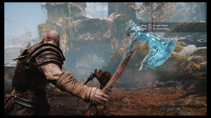 god-of-war-the-marked-trees-hunt-with-atreus-guide