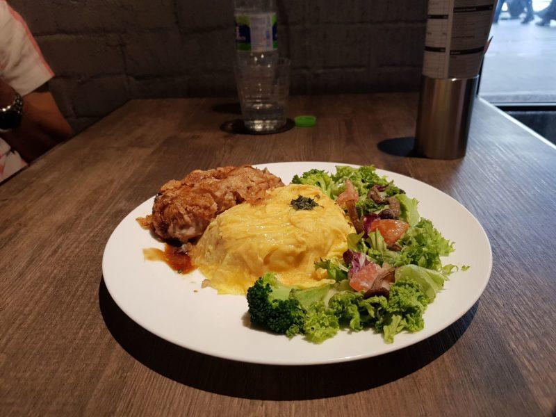 hoshino coffee food review kuala lumpur