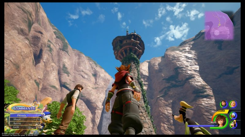 kh3-kingdom-of-corona-walkthrough
