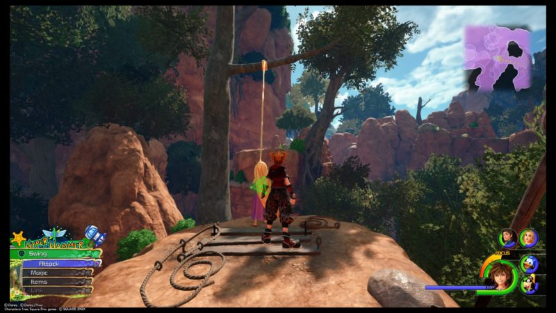 kingdom-hearts-3-kingdom-of-corona-climb-up-to-the-castle