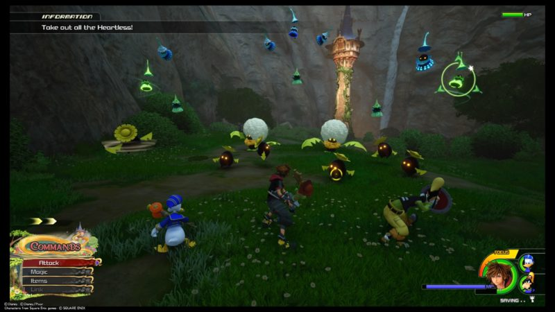 kingdom-hearts-3-kingdom-of-corona-defeat-the-heartless