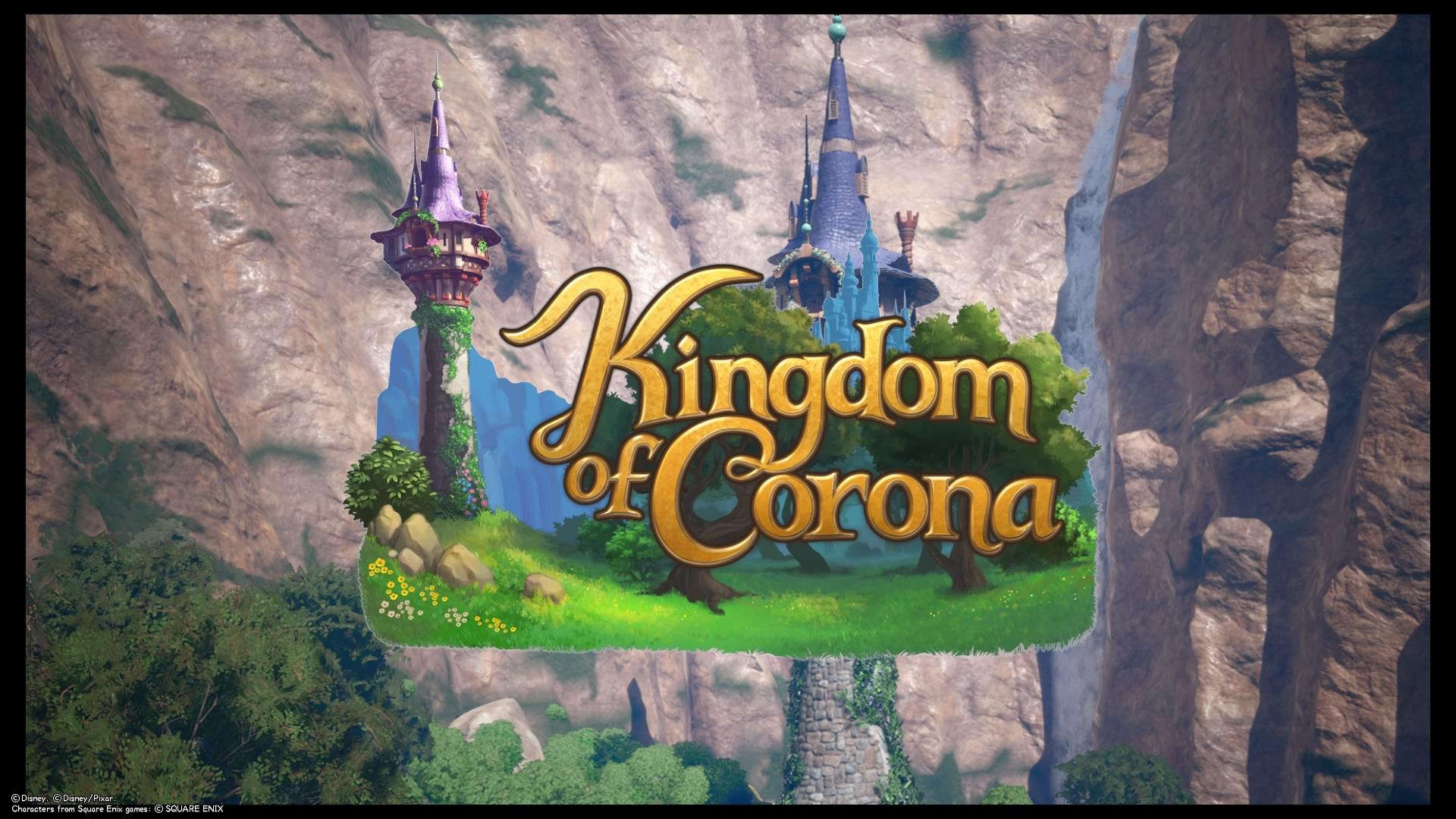 Kingdom Hearts 3: Kingdom Of Corona (Walkthrough And Guide)