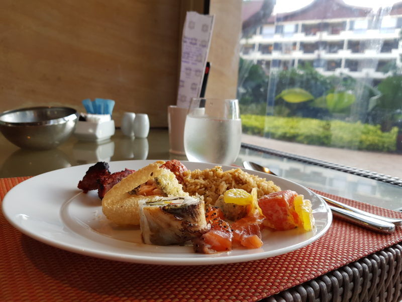rasa sayang hotel penang buffet review