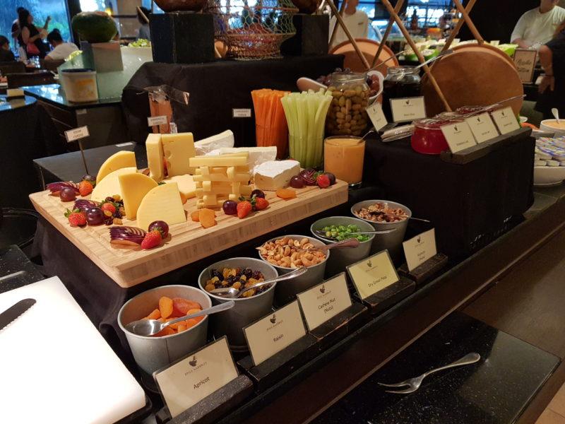 rasa sayang shangri-la resort buffet